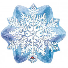 Фигура Снежинка | Snowflake