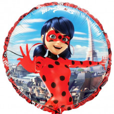 Круг Леди Баг Rnd Ladybug