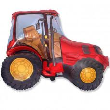 Фигура Трактор (красный) | Tractor