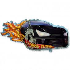 Фигура Гонка (черная) | Hot Car black