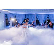 Дым на свадебный танец
