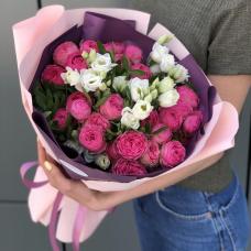 Розы Кустовые 6