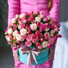 Розы Кустовые 8