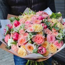 Розы Кустовые 1