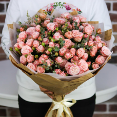 Розы Кустовые 14
