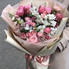 Розы Кустовые 5