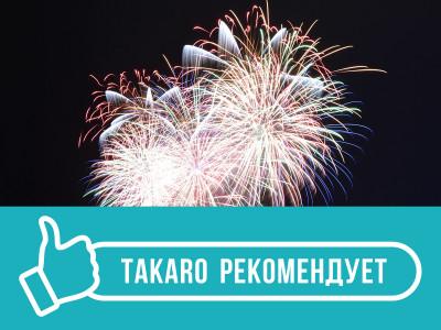 Бизнес на фейерверках в 2021 вместе с TAKARO.