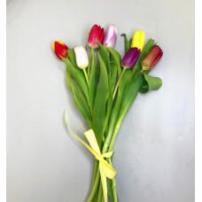 Букет 7 тюльпанов